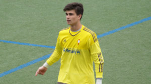 Pablo Vázquez, con pasado celtiña, es el suplente de Gil.
