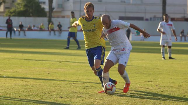 El Cádiz CF regresará al Municipal de Chiclana esta pretemporada.