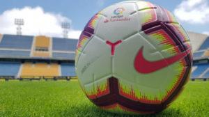 El nuevo balón ya está en Carranza.