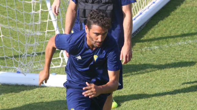 Carpio podría abandonar el Cádiz CF.