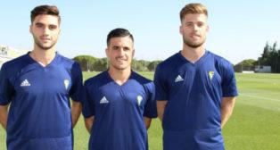 Carmona, Matos y Barco pasaron realizaron su primer entrenamiento