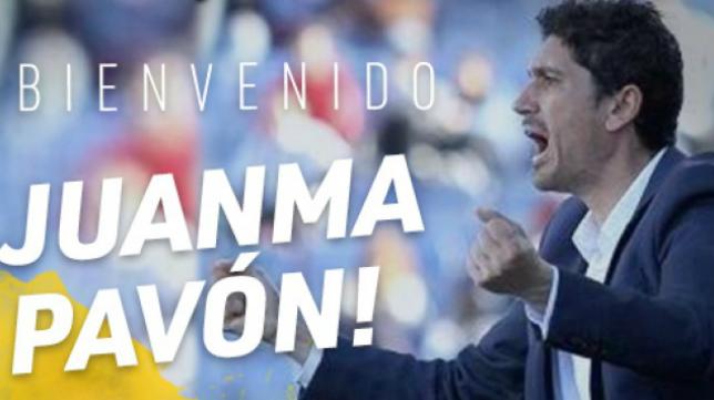 Juanma Pavón entrenarça al Cádiz CF B.