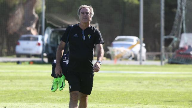 El doctor Nono Fernández Cubero