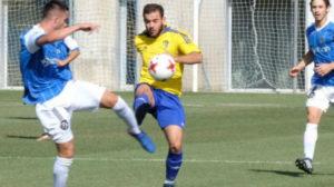 Sergio es uno de los baluartes de la defensa del filial.
