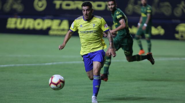 El Cádiz CF dejó una buena imagen ante Las Palmas en el Trofeo Carranza.