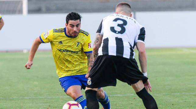 El Cádiz CF se impuso a la Balona 0-2, mismo guarismo que consiguió el Mallorca.
