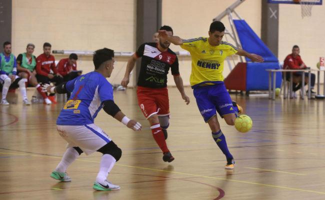 Cádiz CF Virgili-UD Alchoyano