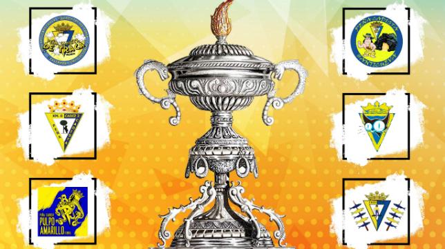 El I Trofeo de Peñas Cadistas Carranza se celebrará el sábado en El Rosal.
