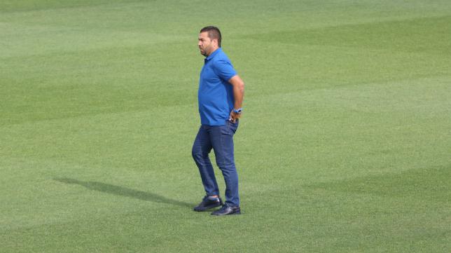 Juan Carlos Cordero ya no es director deportivo del Cádiz CF