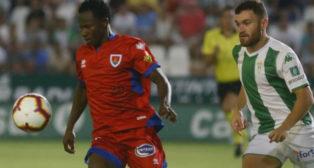 El Numancia empató en Córdoba (3-3).
