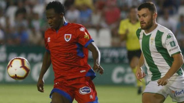 El Numancia empató en Córdoba (3-3) en el inicio de la competición.