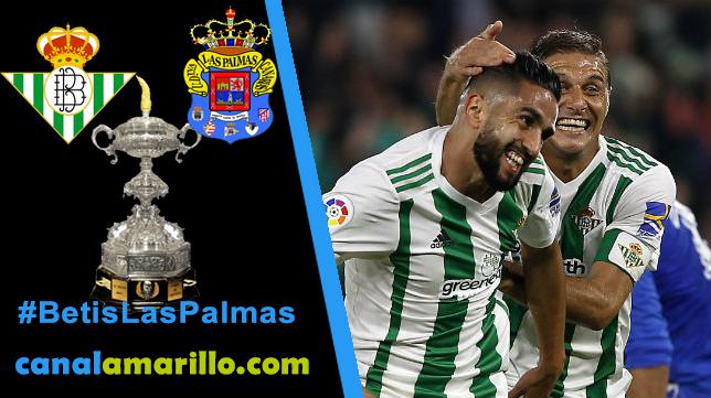 Betis y Las Palmas buscan el Trofeo Carranza