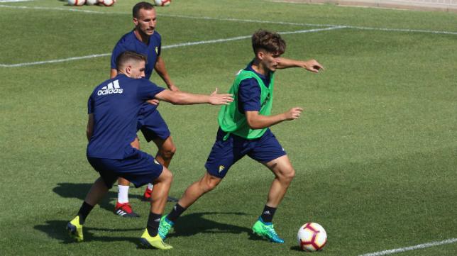 El Cádiz CF jugará en Soria.