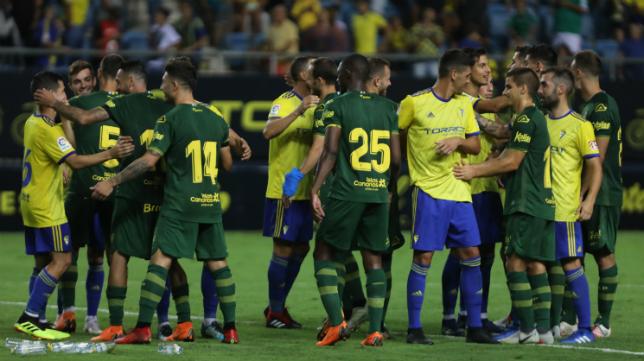 La UD Las Palmas vuelve este fin de semana al Estadio Ramón de Carranza.