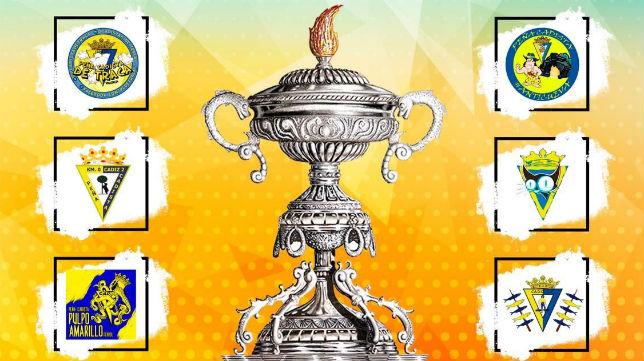 Cartel del Torneo Carranza interpeñas 2018