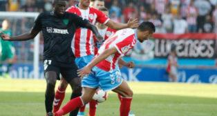 El Málaga comenzó la temporada en Segunda con victoria.