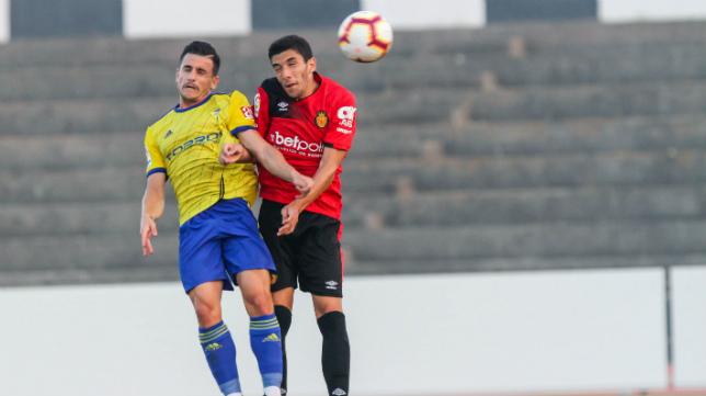 Cádiz CF y Mallorca ya jugaron durante la pretemporada.