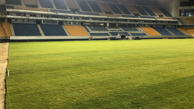 Imagen del Estadio Ramón de Carranza