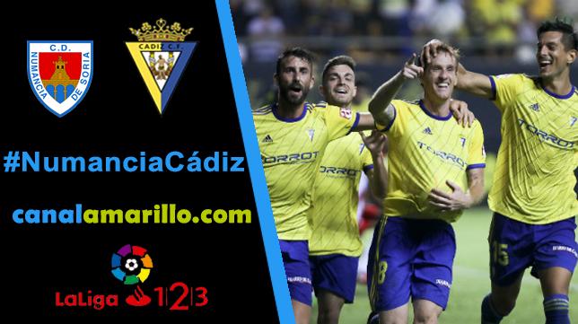 El Cádiz busca su primera victoria a domicilio