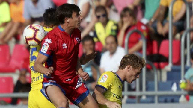 El Cádiz CF puntuó en Los Pajaritos.