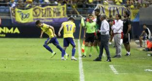 Salvi fue un gran revulsivo ante el Almería.