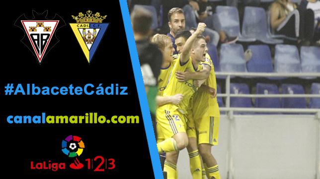 Albacete y Cádiz cierran la jornada 5 de Segunda
