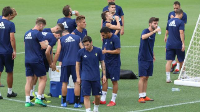 El equipo vuela mañana a Santa Cruz de Tenerife.