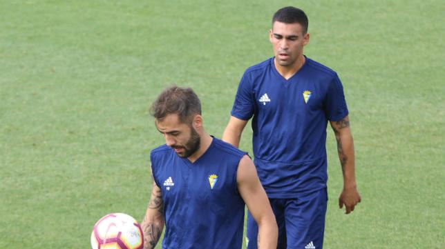 Alberto Perea y Dani Romera se han marchado cedidos.