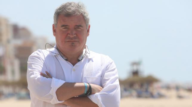 Manuel Vizcaíno, presidente del Cádiz CF.