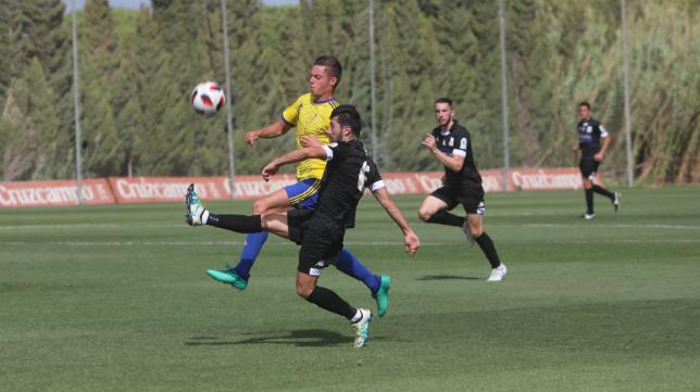 El Cádiz CF B quiere mantener su racha victoriosa.