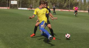 El Cádiz CF B disputará en Conil su primer derbi de la temporada.