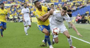 El Málaga perdió sus primeros puntos de la temporada.