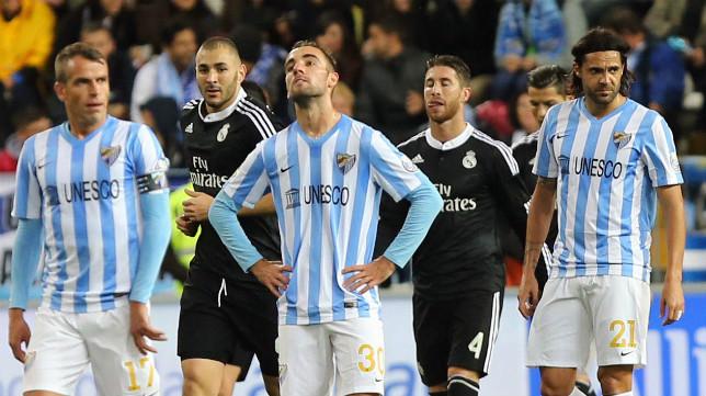 Duda y Málaga fueron compañeros en el Málaga.