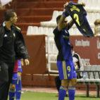 Romera dedicó su gol a Servando.