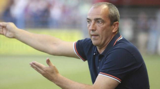 Juan Sabas, entrenador del Extremadura