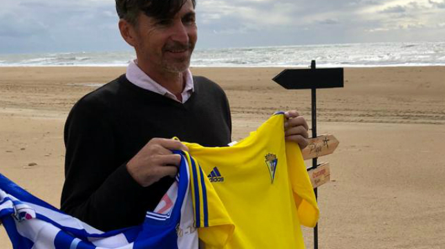 Moisés Arteaga, exjugador de Cádiz CF y Espanyol.