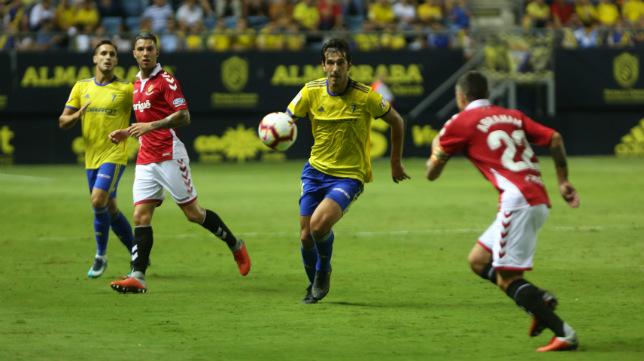 El Cádiz CF sólo supera por ahora en la tabla a Nástic y Córdoba.
