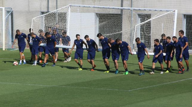Cervera lleva a 18 jugadores a Barcelona,