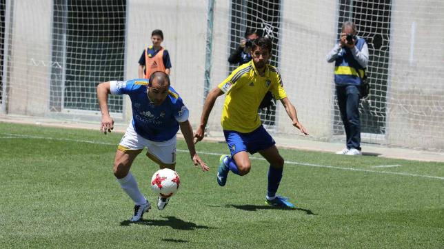 Cádiz CF B y Xerez CD son viejos conocidos en las últimas temporadas.