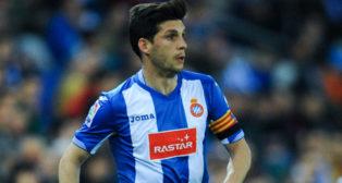 Javi López, capitán del Espanyol