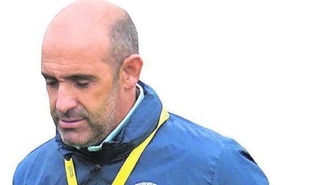 Alberto Monteagudo entrenará en Segunda.