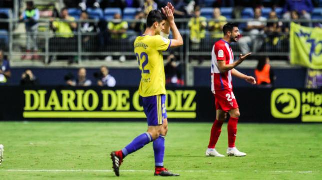 Kecojevic regresa a la convocatoria del Cádiz CF.