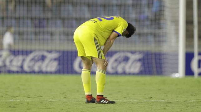 El Cádiz CF dio una pésima imagen en Tenerife.