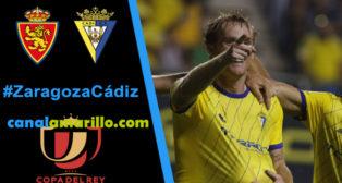 El Cádiz quiere volver a ganar aunque sea en Copa del Rey