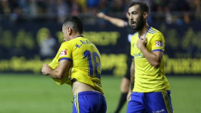 Karim se marcha del Cádiz CF.