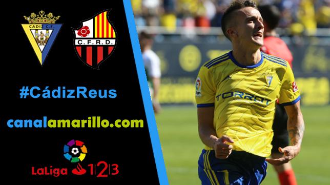 El Cádiz CF busca otra victoria ante el Reus