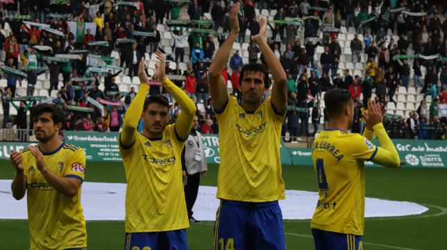 El Cádiz CF sigue en racha.