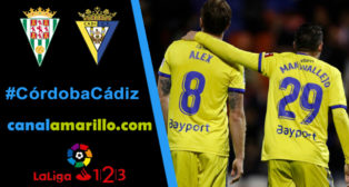 El Cádiz CF quiere seguir su racha en Córdoba