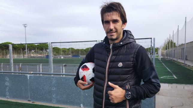 El delantero serbio Dejan Lekic es ahora jugador del Atlético Baleares.