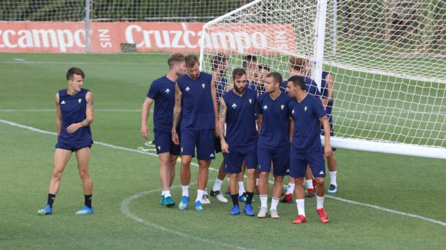 El Cádiz CF visita al Málaga esta semana.